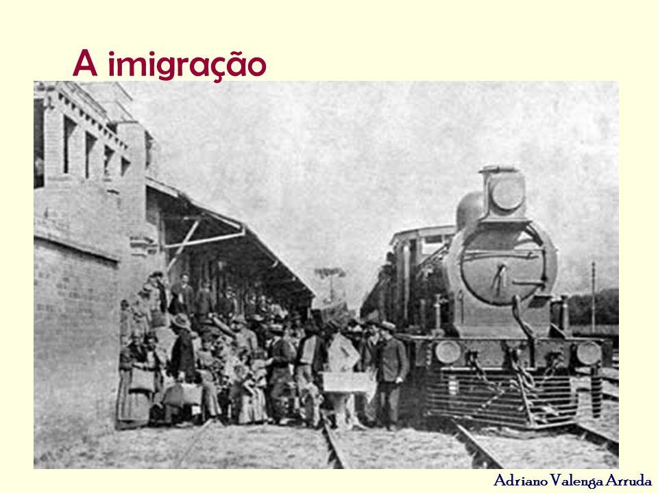 A imigração