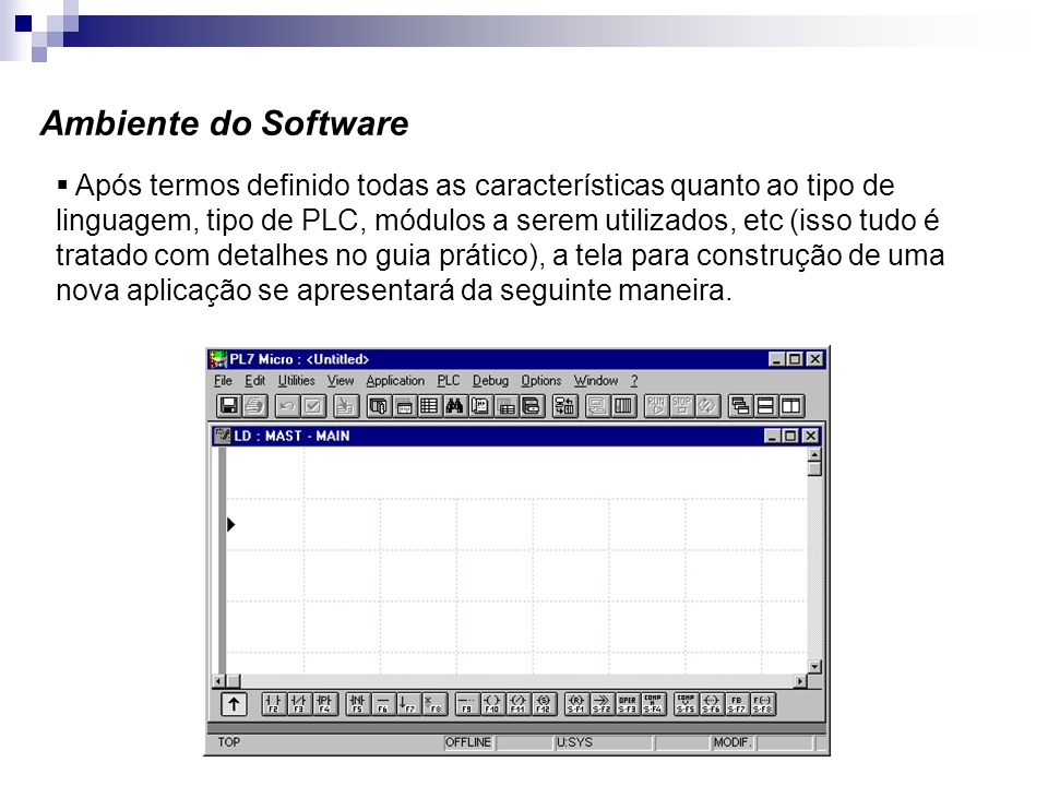 Ambiente do Software