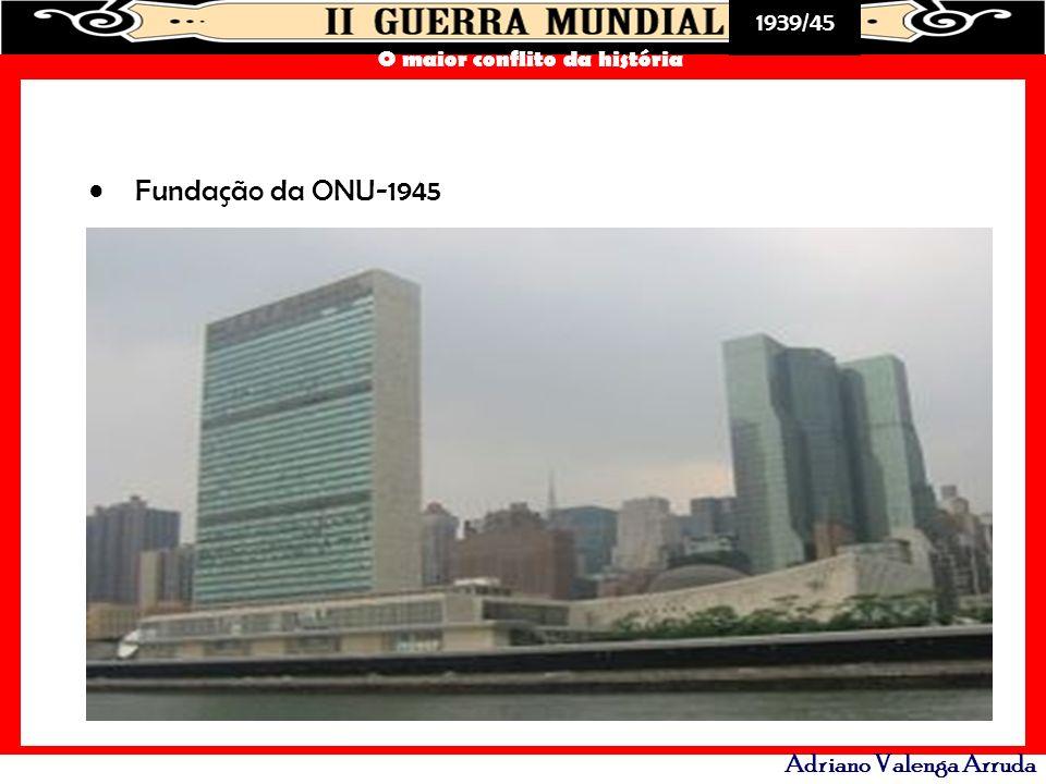 Fundação da ONU-1945
