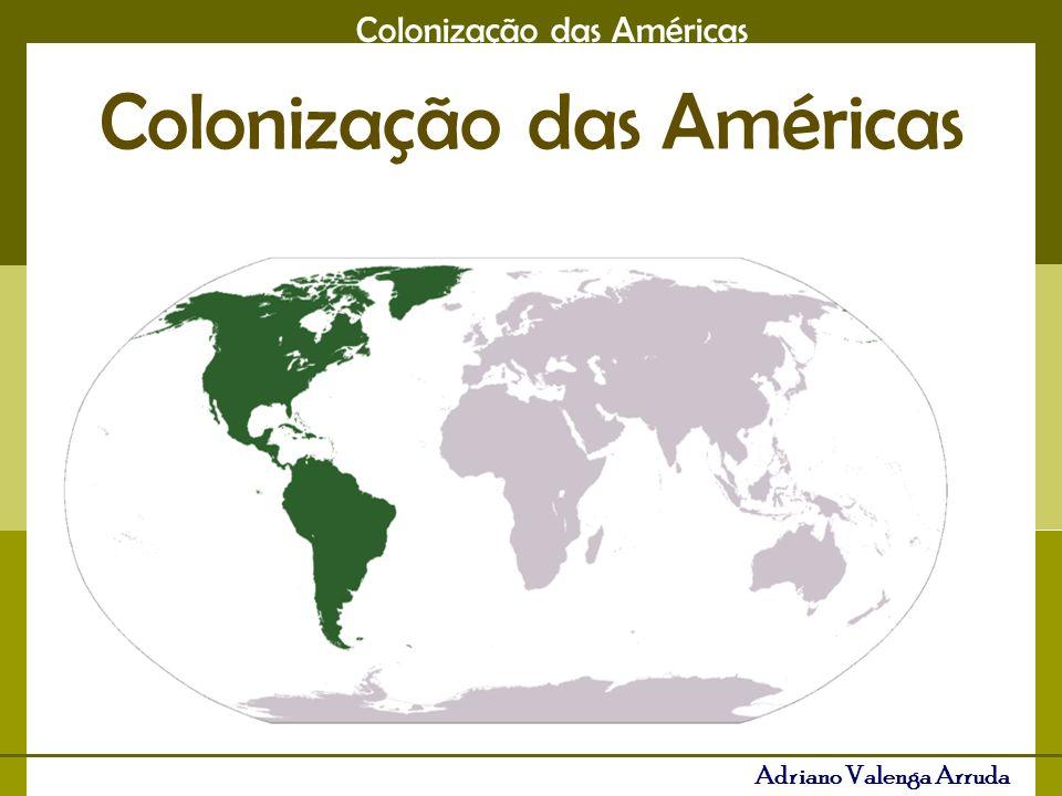 Colonização das Américas