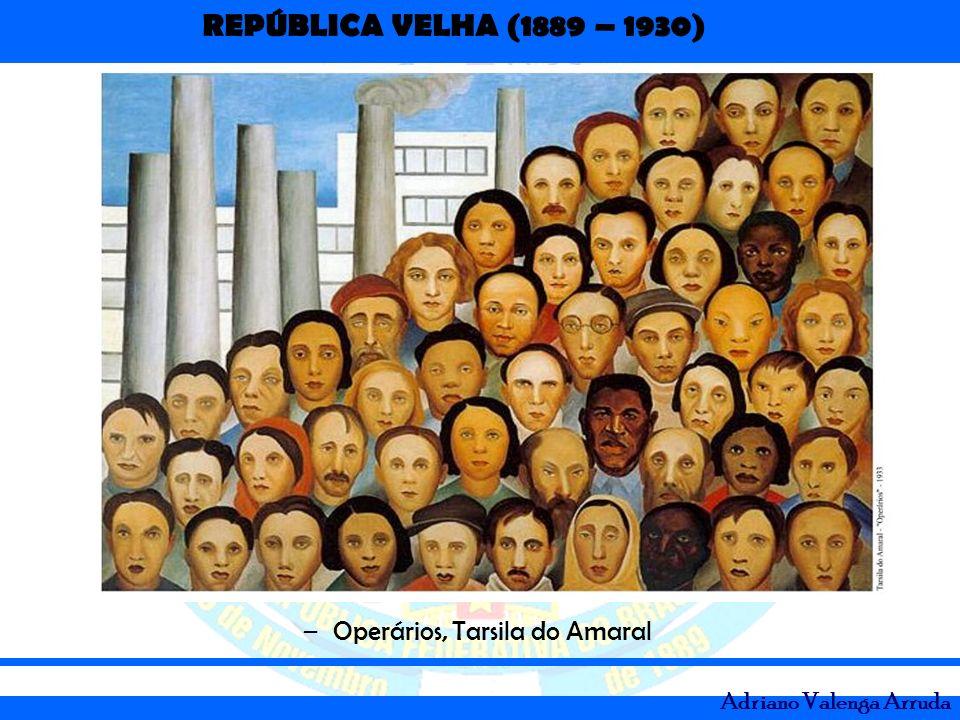 Operários, Tarsila do Amaral