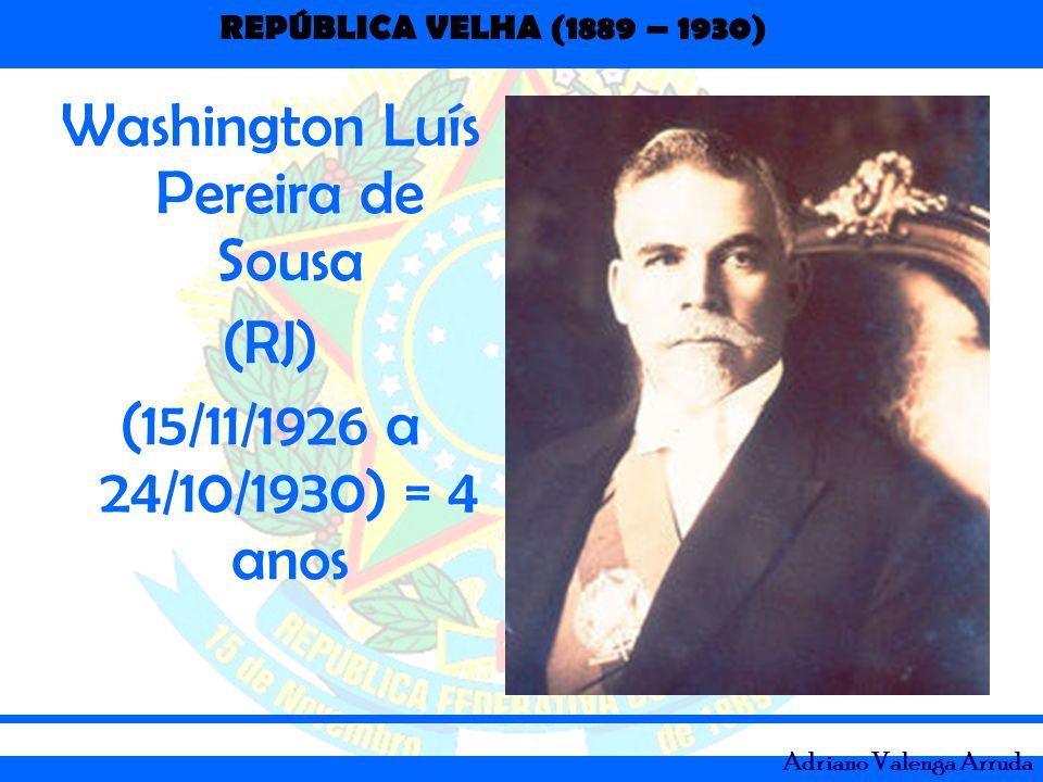 Washington Luís Pereira de Sousa
