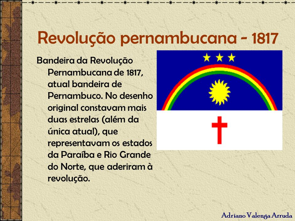 Revolução pernambucana - 1817