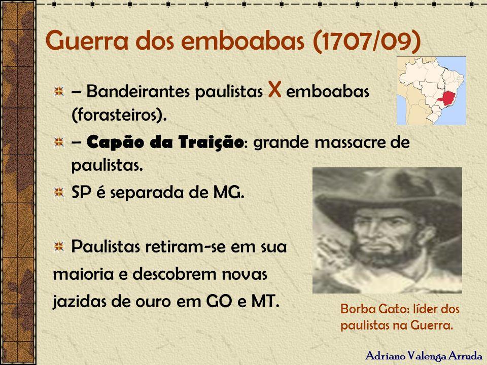 Guerra dos emboabas (1707/09)
