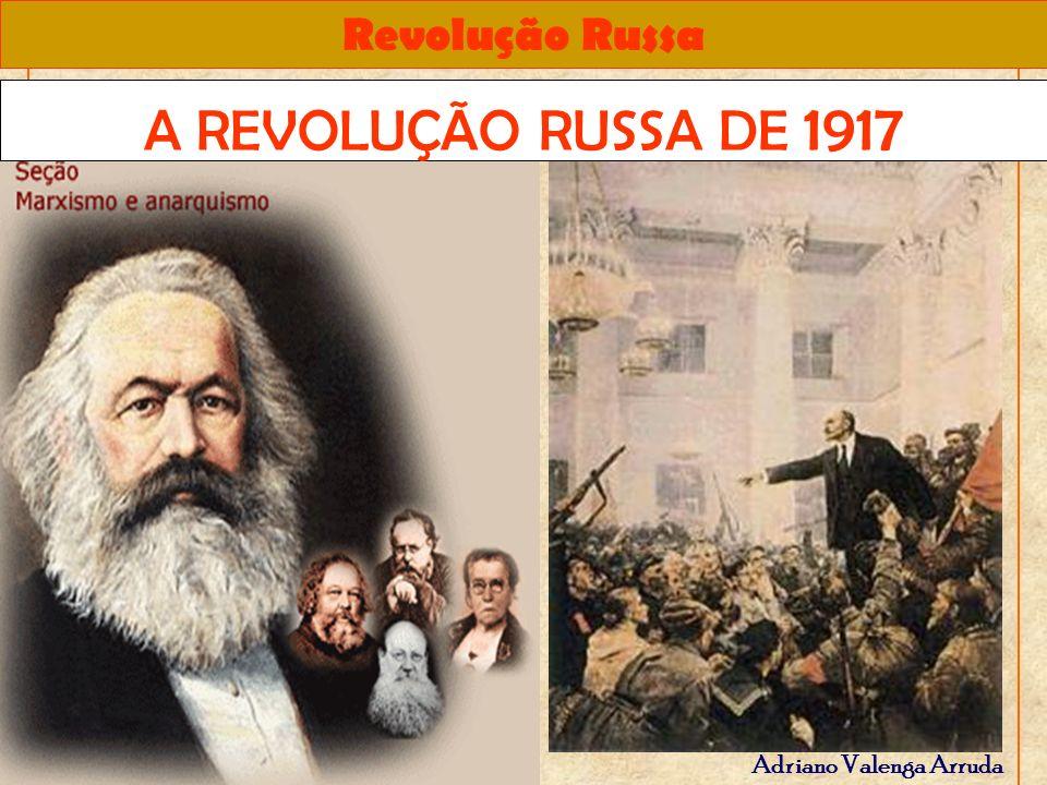 A REVOLUÇÃO RUSSA DE 1917