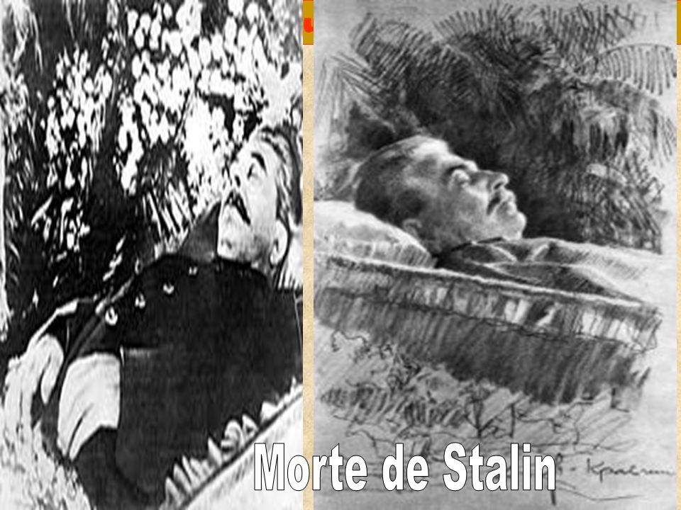 Morte de Stalin