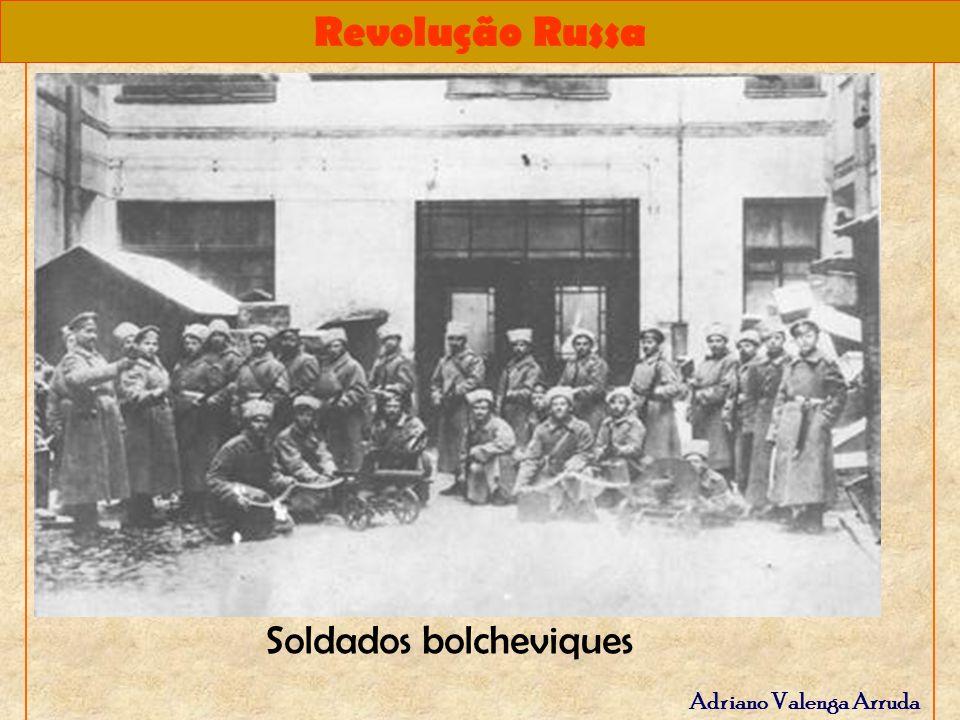 Soldados bolcheviques