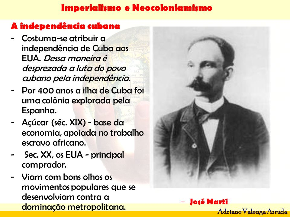 A independência cubana
