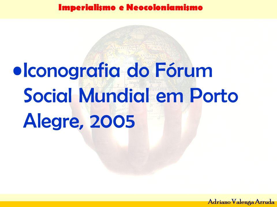 Iconografia do Fórum Social Mundial em Porto Alegre, 2005