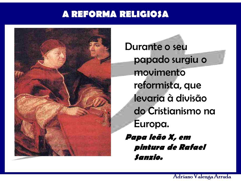 Durante o seu papado surgiu o movimento reformista, que levaria à divisão do Cristianismo na Europa.