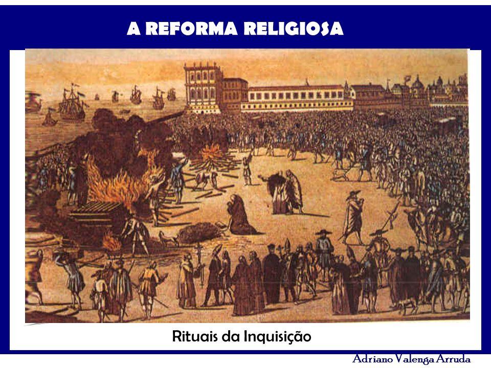 Rituais da Inquisição