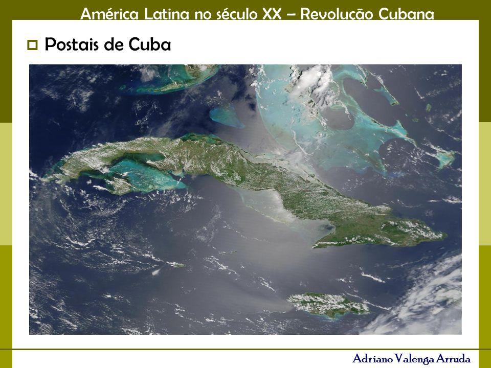 Postais de Cuba