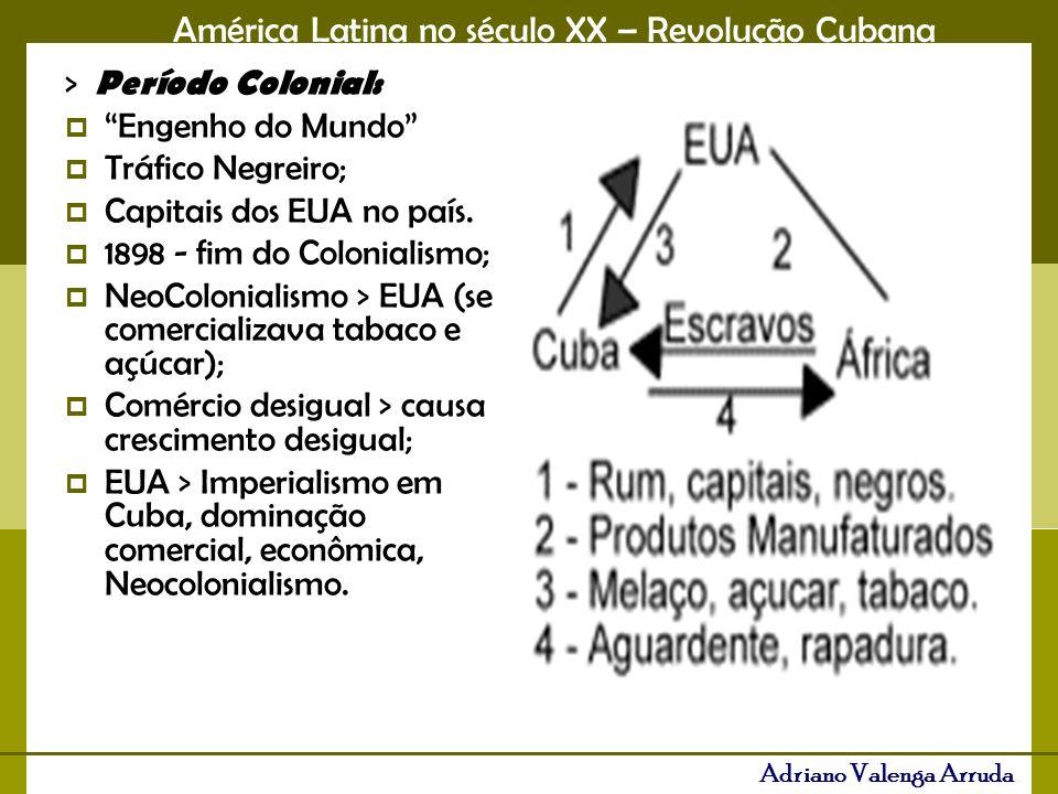 > Período Colonial: