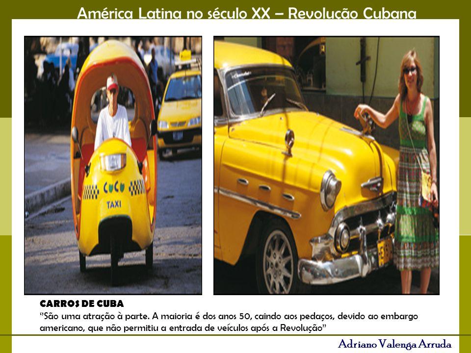 CARROS DE CUBA ''São uma atração à parte
