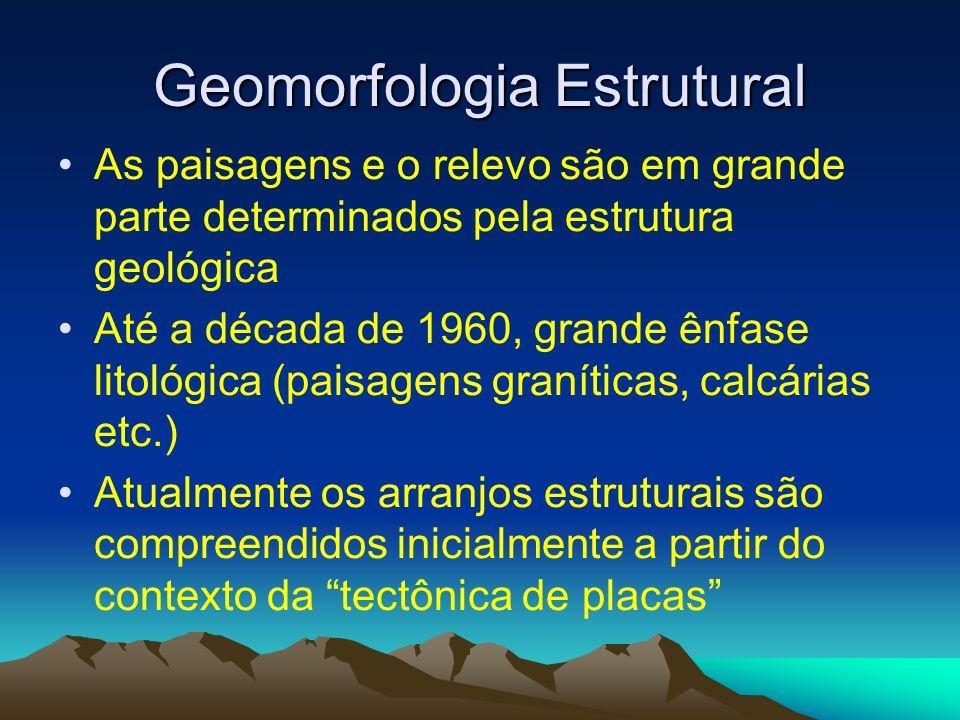 Geomorfologia Estrutural