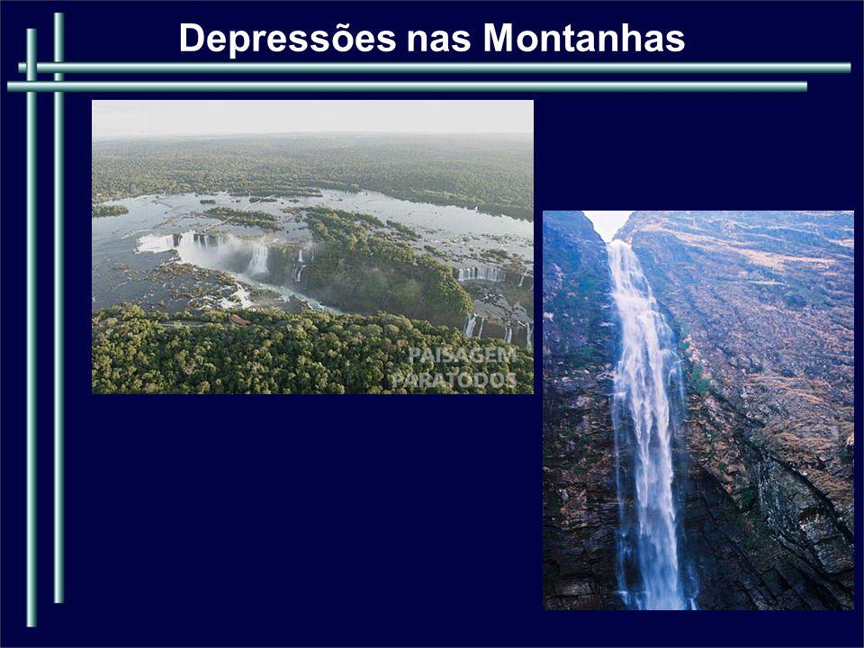 Depressões nas Montanhas