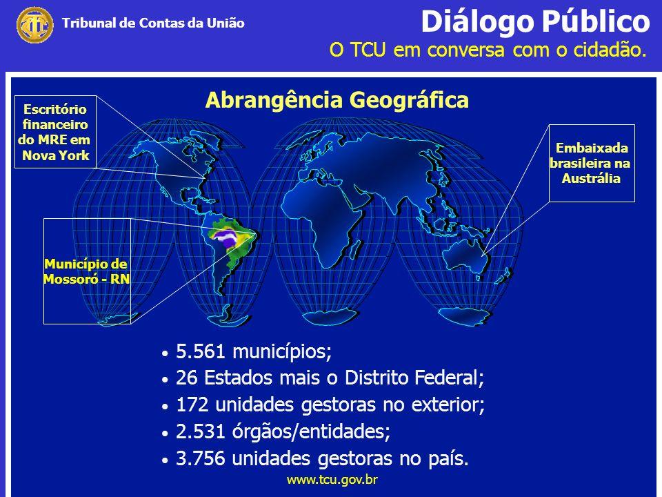 Abrangência Geográfica