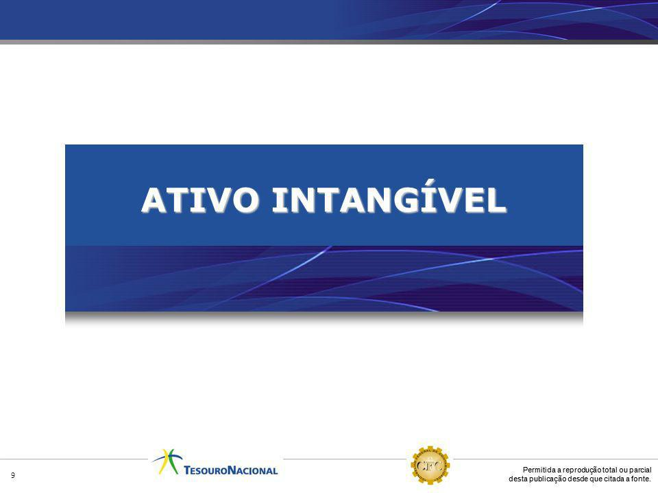 ATIVO INTANGÍVEL 9