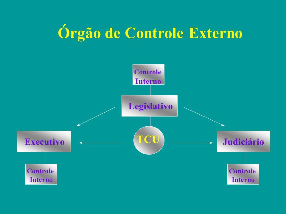 Órgão de Controle Externo