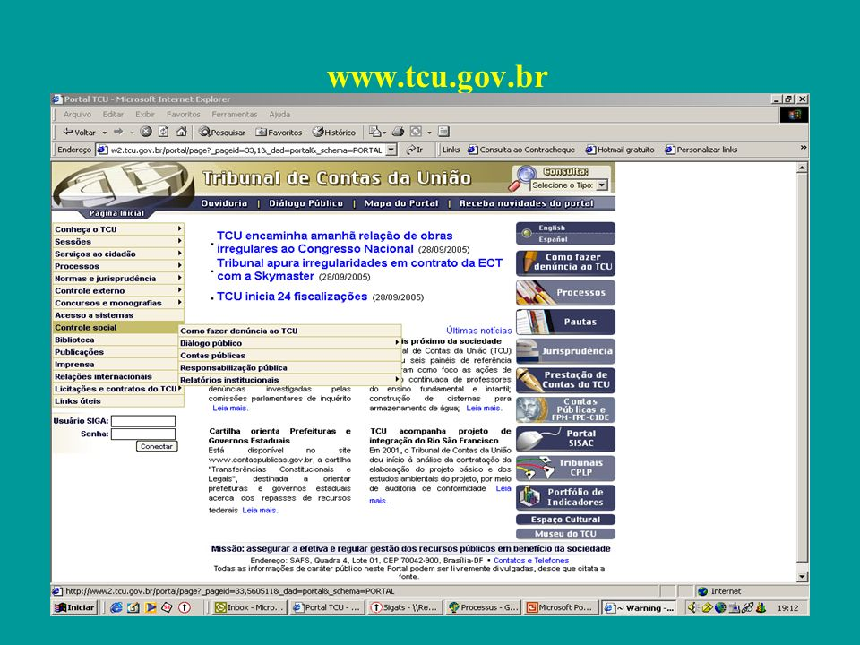 www.tcu.gov.br