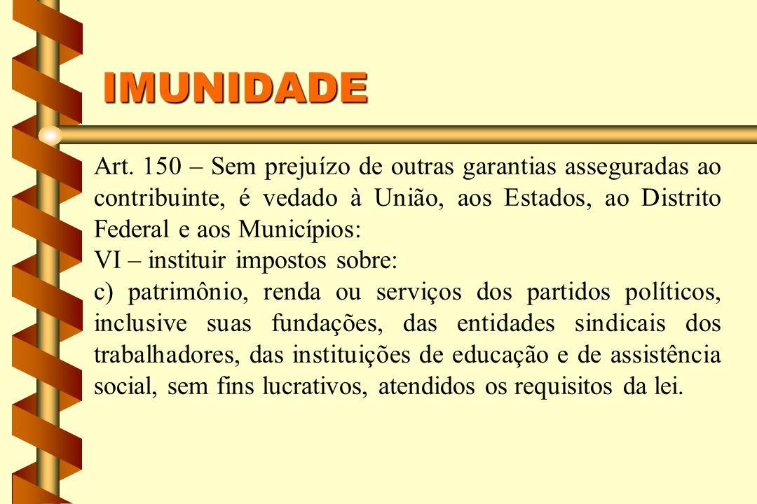 IMUNIDADE