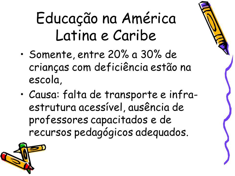 Educação na América Latina e Caribe