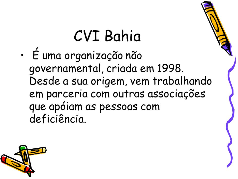CVI Bahia