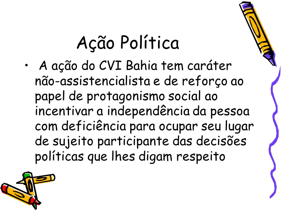 Ação Política