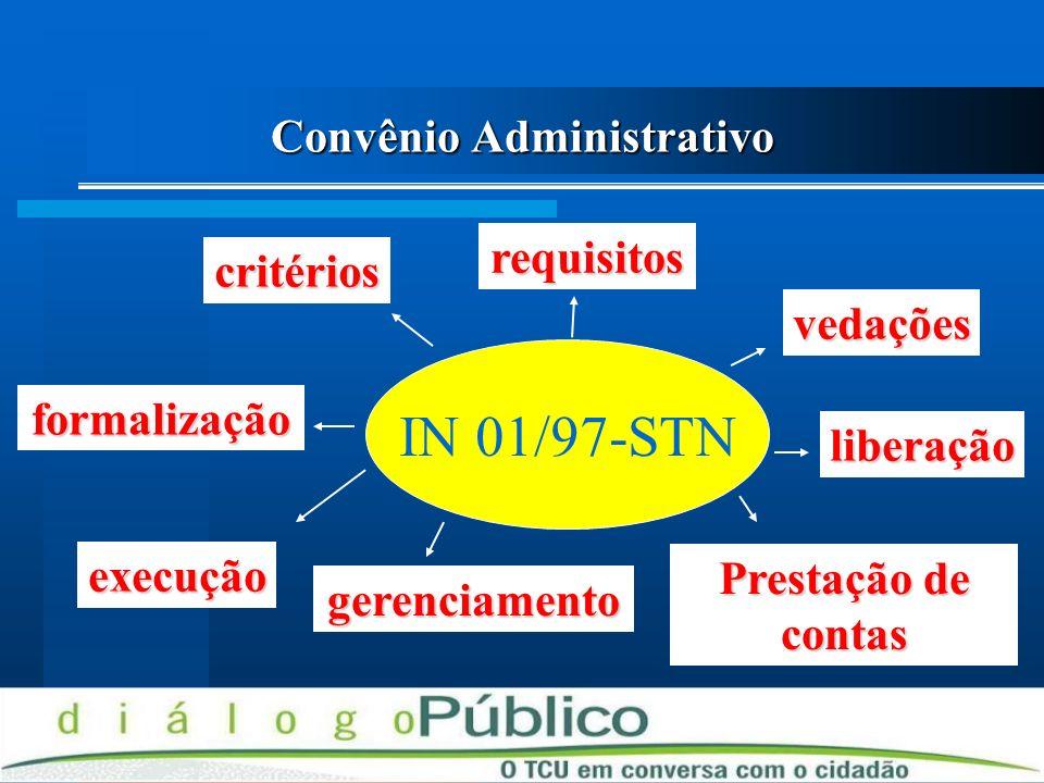 Convênio Administrativo