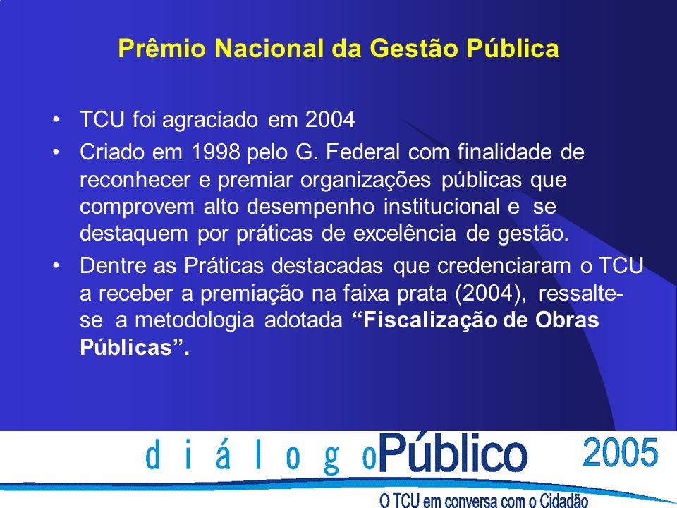 Prêmio Nacional da Gestão Pública