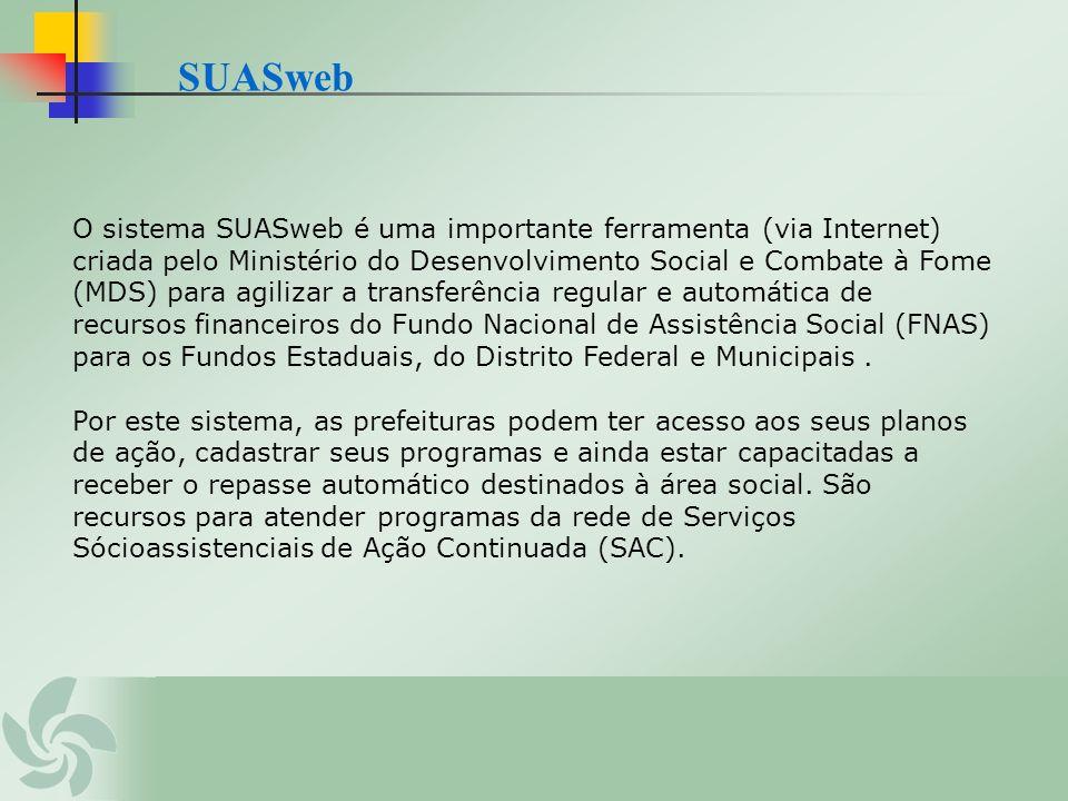 SUASweb