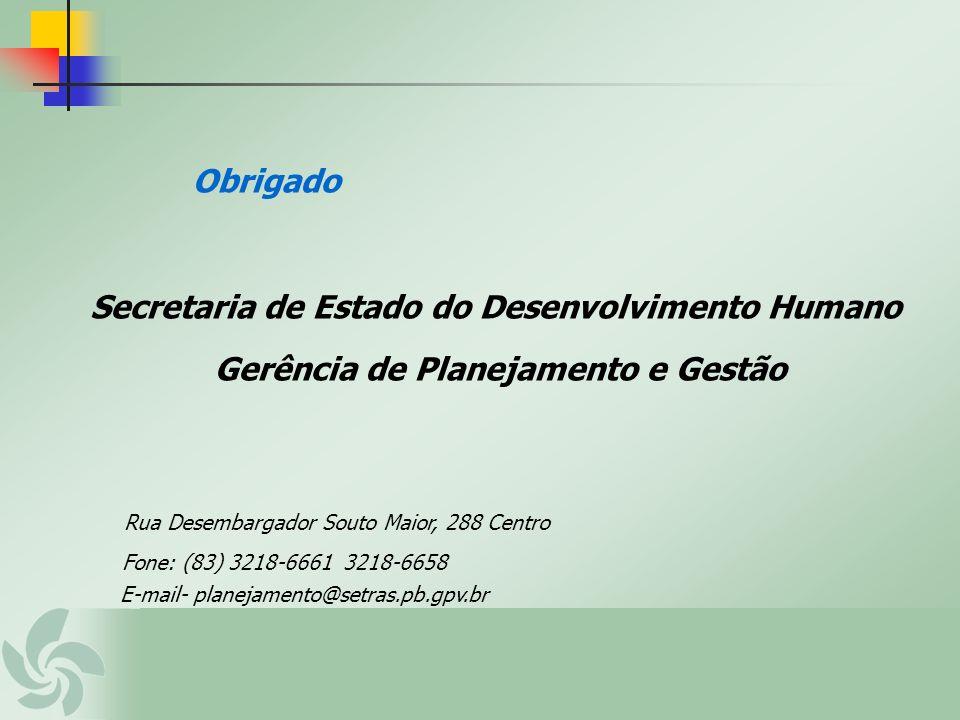 Secretaria de Estado do Desenvolvimento Humano