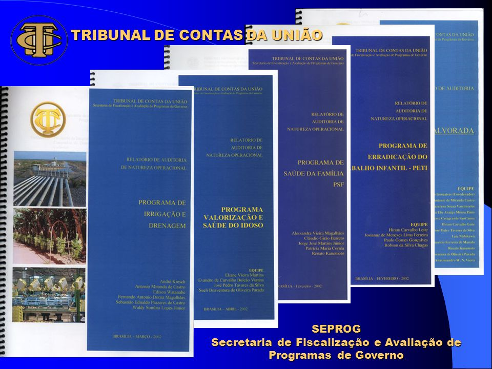 Secretaria de Fiscalização e Avaliação de Programas de Governo