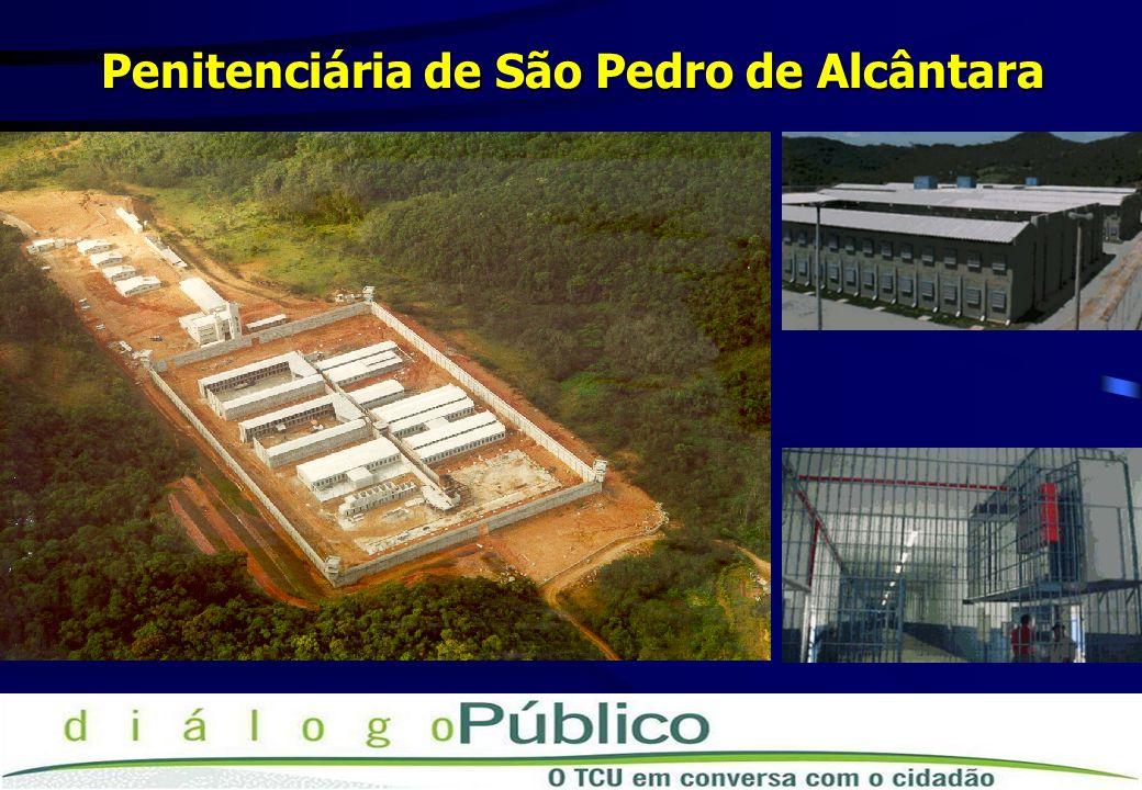 Penitenciária de São Pedro de Alcântara
