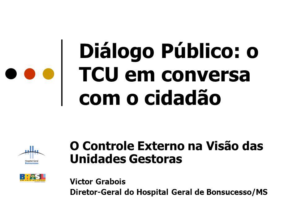 Diálogo Público: o TCU em conversa com o cidadão