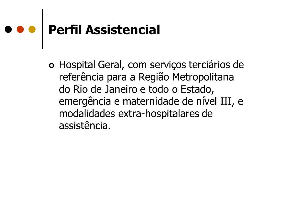 Perfil Assistencial
