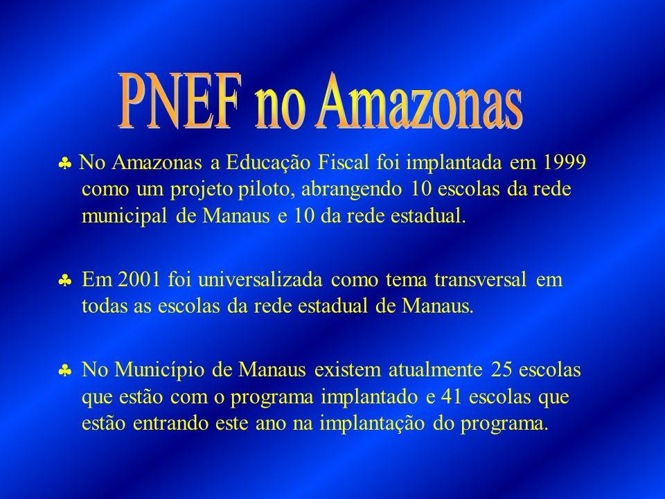 PNEF no Amazonas