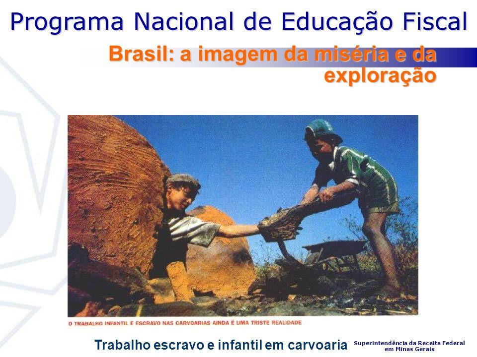 Brasil: a imagem da miséria e da exploração