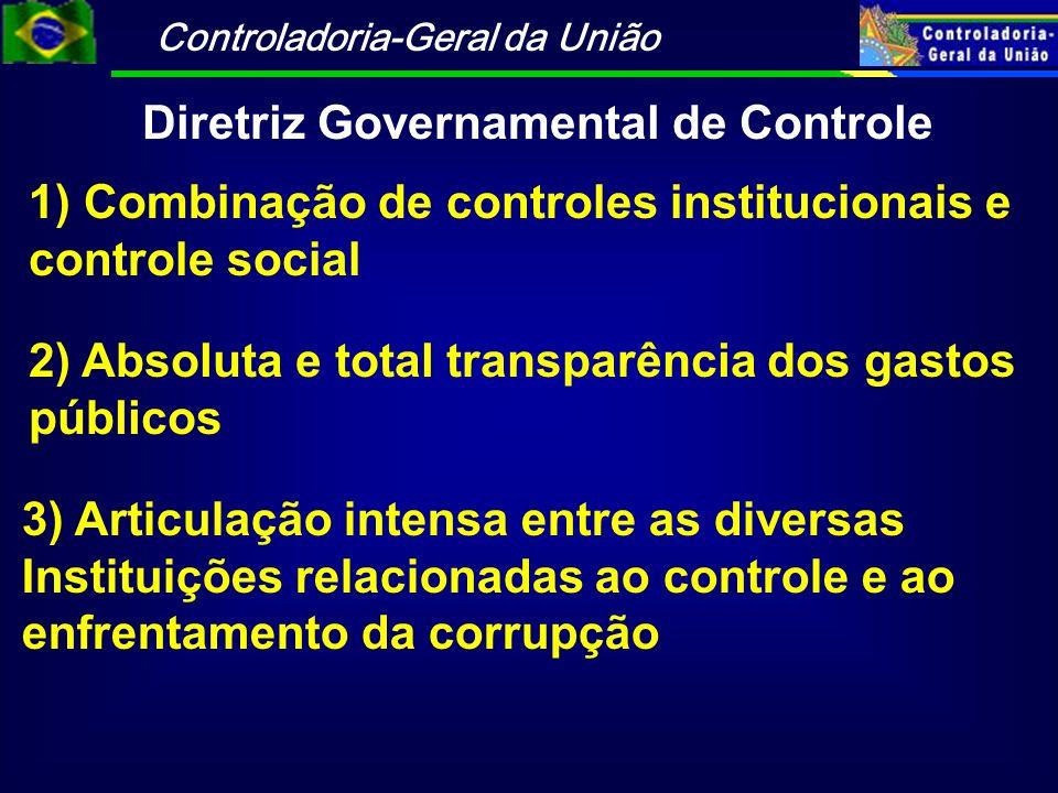Diretriz Governamental de Controle
