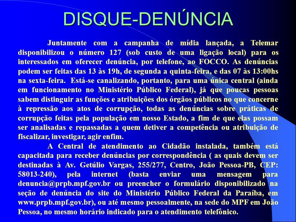 DISQUE-DENÚNCIA