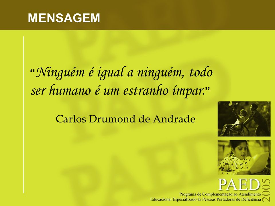Carlos Drumond de Andrade
