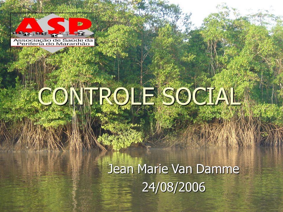 CONTROLE SOCIAL Jean Marie Van Damme 24/08/2006