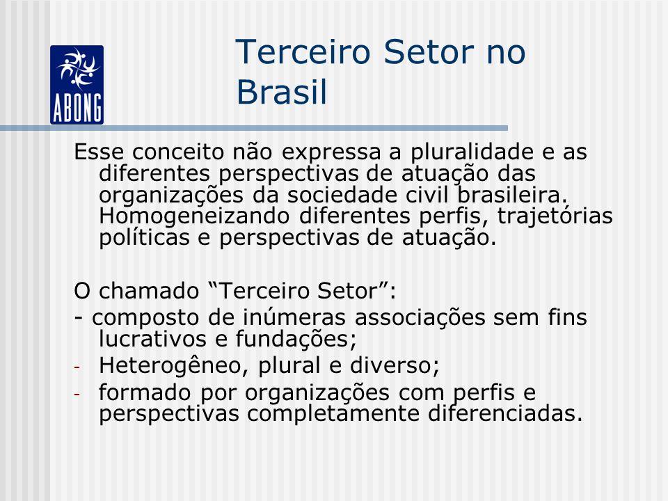 Terceiro Setor no Brasil