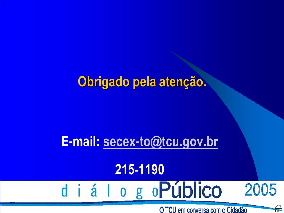 E-mail: secex-to@tcu.gov.br 215-1190