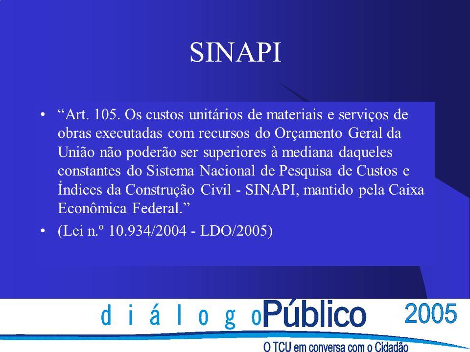 SINAPI