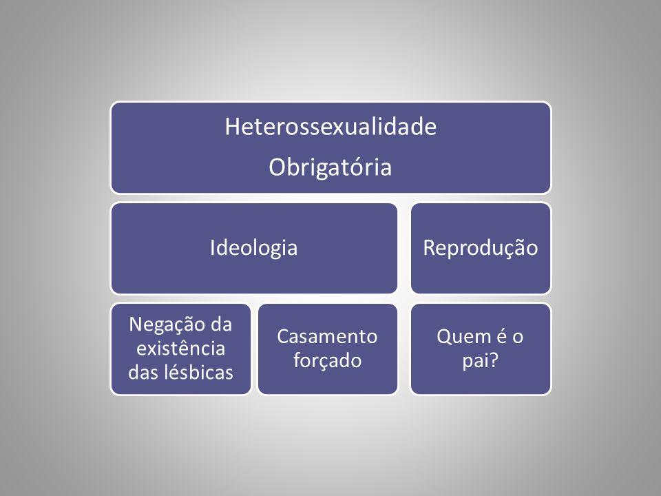 Negação da existência das lésbicas
