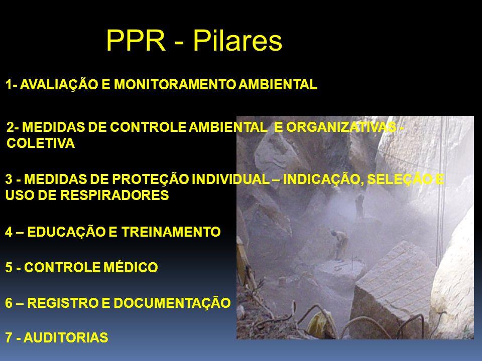 PPR - Pilares 1- AVALIAÇÃO E MONITORAMENTO AMBIENTAL