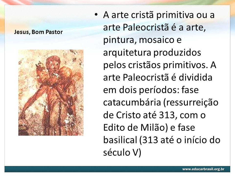 Jesus, Bom Pastor