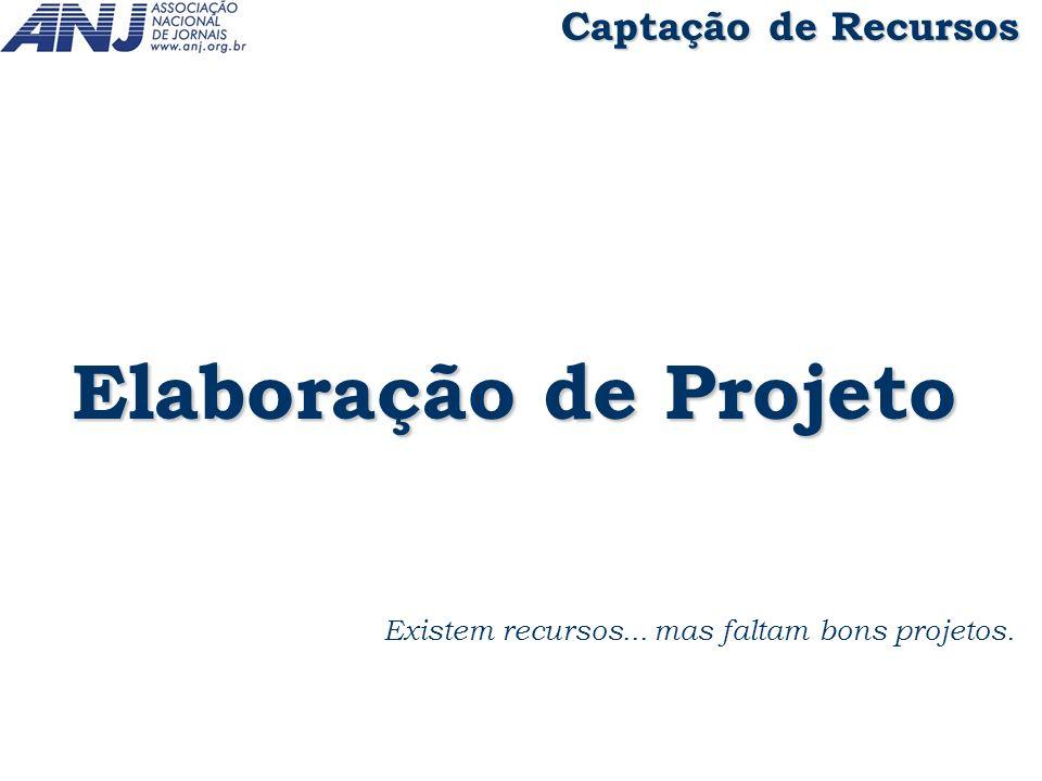 Elaboração de Projeto Captação de Recursos