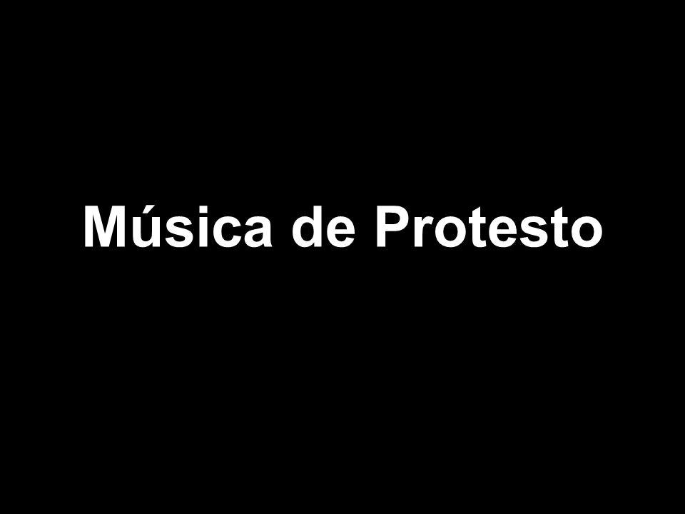 Música de Protesto